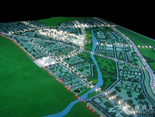 建筑模型(拼音:jian zhu mo xing 英語: architectural model )是建筑設計及都市規劃方案中, 建筑模型不可缺少的審查項目。它以其特有的形象性表現出設計方案之空間效果。因此,在國內外建筑、規劃或展覽等許多部門模型制作,已成為一門獨立的學科。建筑及環境藝術模型介于平面圖紙與實際立體空間之間,它把兩者有機的聯系在一起,是一種三維的立體模式,建筑模型有助于設計創作的推敲,可以直觀地體現設計意圖,彌補圖紙在表現上的局限性(見建筑制圖)。它既是設計師設計過程的一部分,同時也屬于