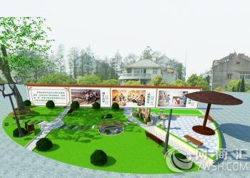 【学校园林景观系统规划建设-武汉校园文化建设】-1