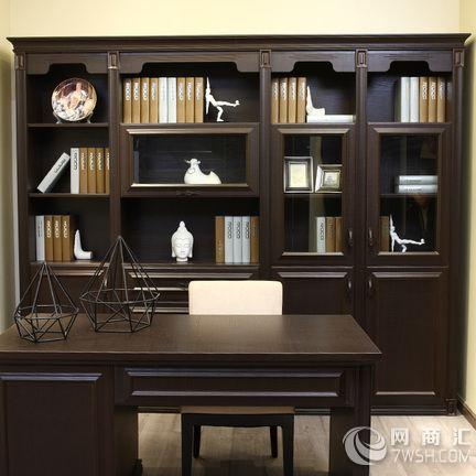 【衣柜书柜设计制作,款式多样风格多变】-武汉久品