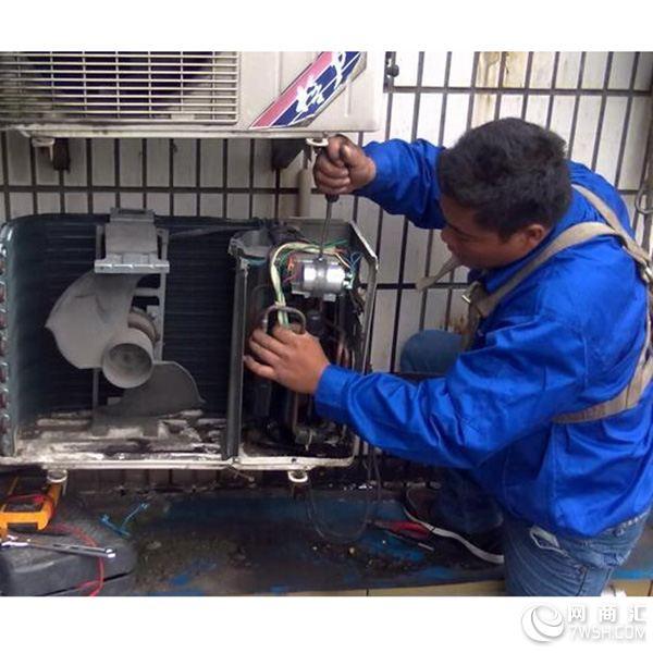 专业空调拆机移位,深圳空调拆装加液