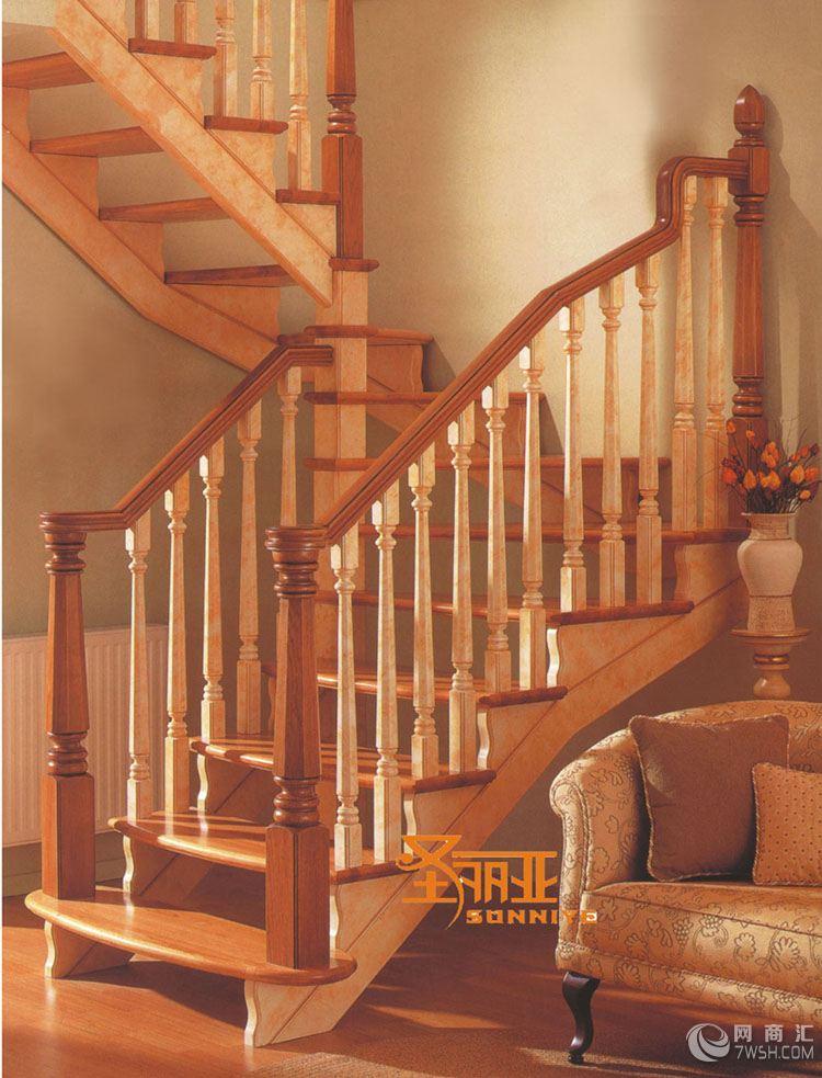 【实木楼梯品牌】-广东雅林木业有限公司长沙分公司