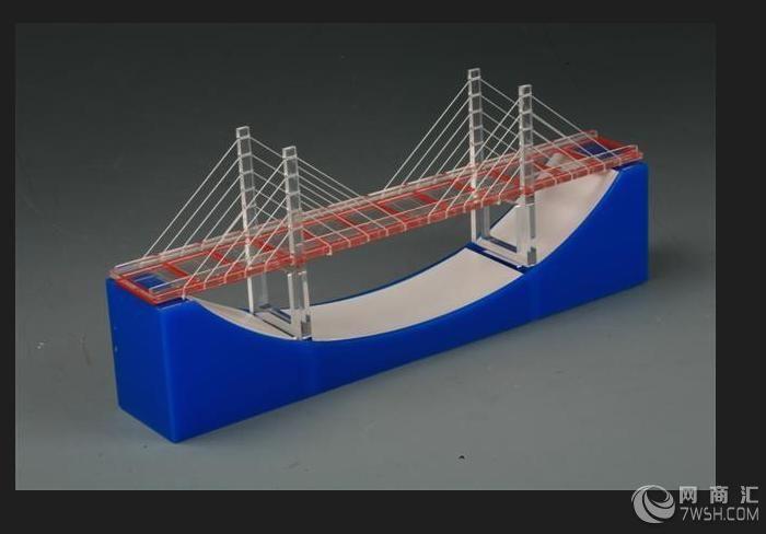 专业制作值得信赖,南通桥梁模型制作