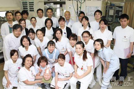 黄金小日本护士