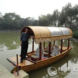 【兴化木船模型制作,欢迎订购】-兴化市楚风木船制造
