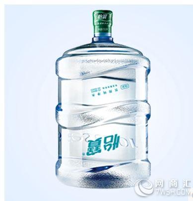 【金松水业哇哈哈矿泉水桶装水深圳送水18