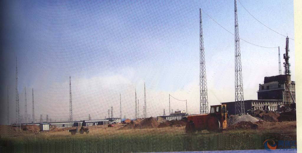 山区专用gfw型四柱角钢避雷针线塔】-衡水泰翔钢