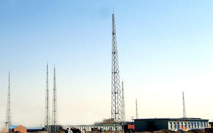30米风电专用避雷塔