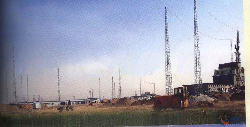 99d501-1图集gfw型四柱角钢避雷线塔