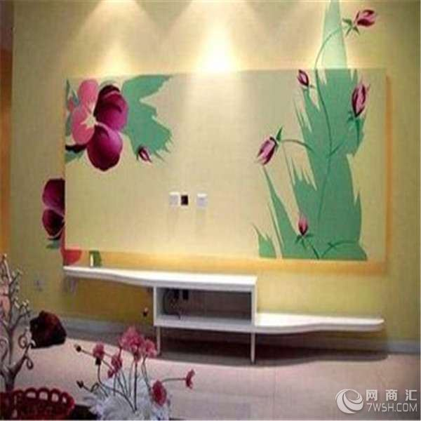 【表现卓越,广州实木家具绘画设计】-广州家和墙绘室