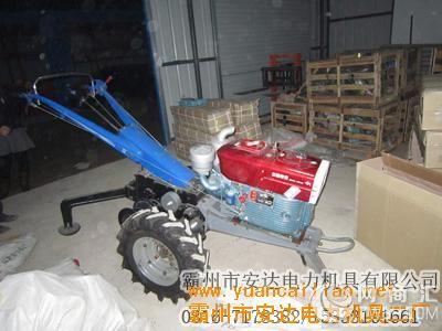 手扶绞磨手扶拖拉机绞磨:适用于输电线路中机械放