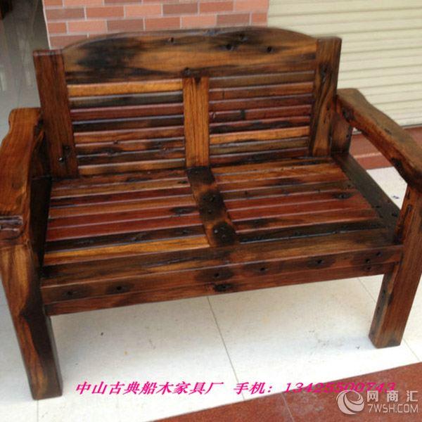 中山老船木家具销售,采用纯手工制作,包您满意