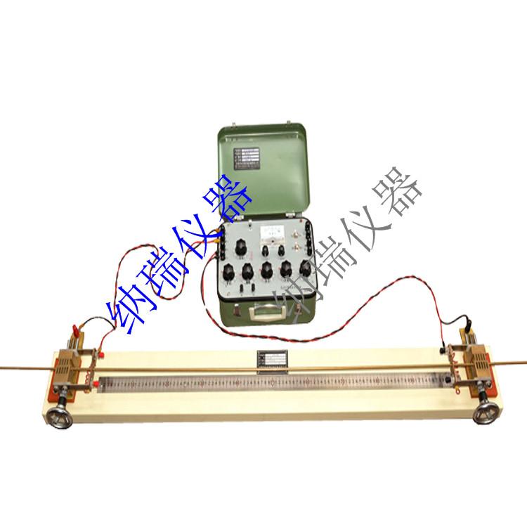 qj57直流双臂电桥导体电阻夹具