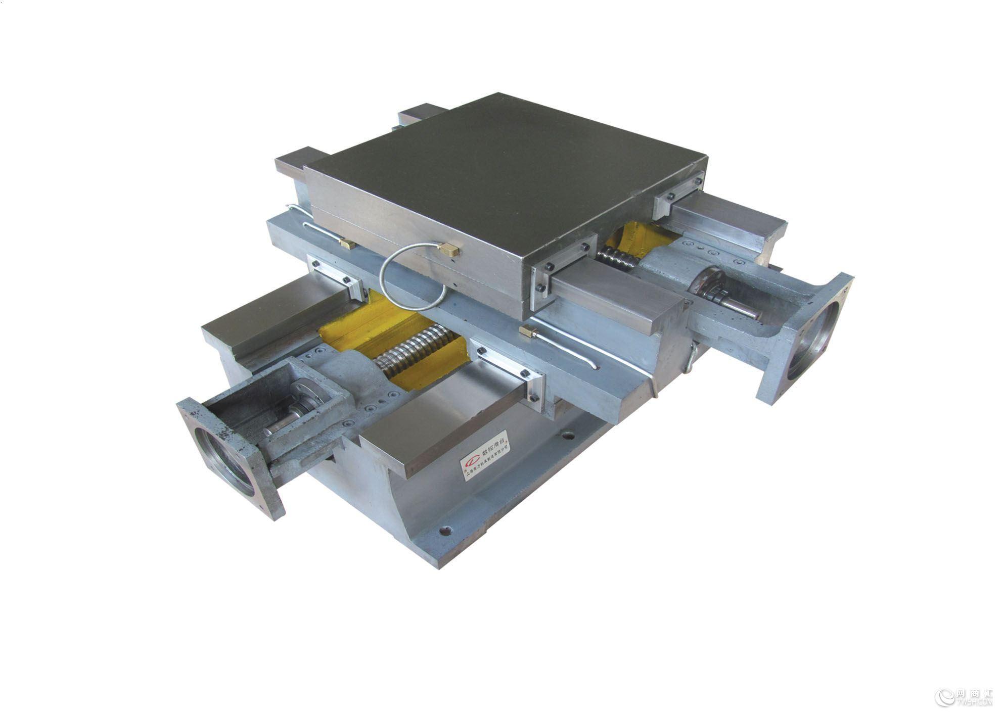 产品/服务 主营产品泊头市景松机械厂主要经营生产各种机械滑台,铸铁图片