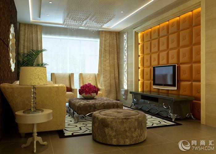 软包定制新方式,diy设计公司,广州ktv软包背景