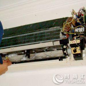 武汉专业清洗格力空调,节电又省钱