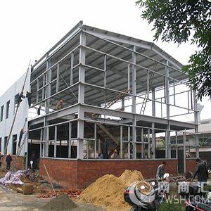 珠海钢结构屋顶】-中山市派普钢