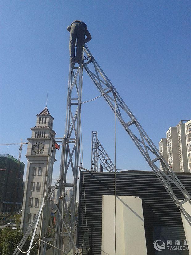 【长沙大型钢结构制作