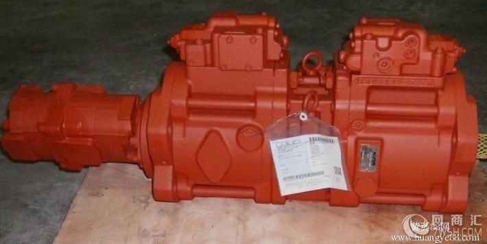 现代挖掘机60-9液压泵图片