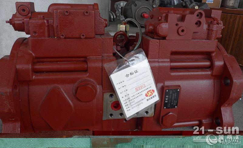 现代挖掘机210-5液压泵图片