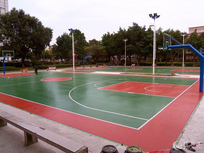 【专用篮球场运动木地板】-恒大宏建大连体育工程有限