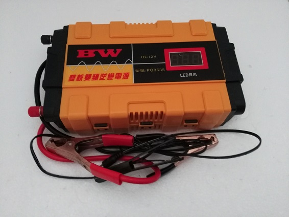 高效率 大功率、低耗电、全进口场效应集成模块制作,浮鱼率高达98%以上。  全保护 加装数字功率指示器和功率调节电路,具有快速过载保护,输出短路保护,电瓶反接保护功能,超声波低频电场输出,对人无伤害、安全  稳定性 频率反馈电路具有可调节、锁定电路和电压相位关系,避免负载随环境温度、水位因素变化而 引起功率波动。  低故障 功率反馈电路具有限定最大功率和最大电流的能力,有效地保护开关管,使其避免损坏。 产品概述: 1.